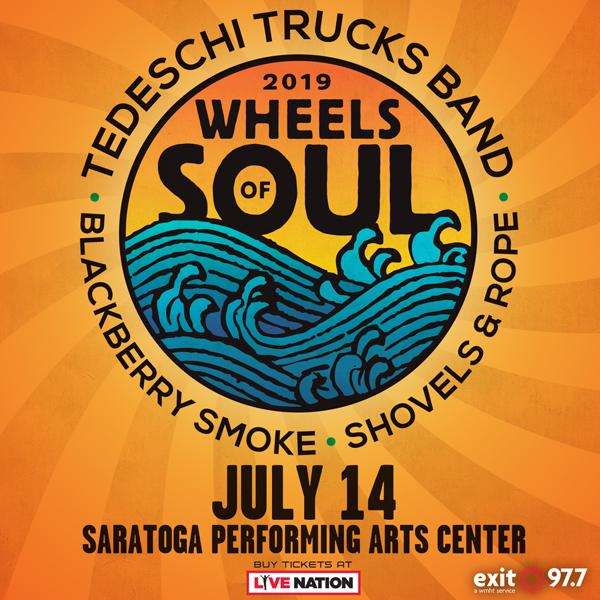 Wheels of Soul 2019