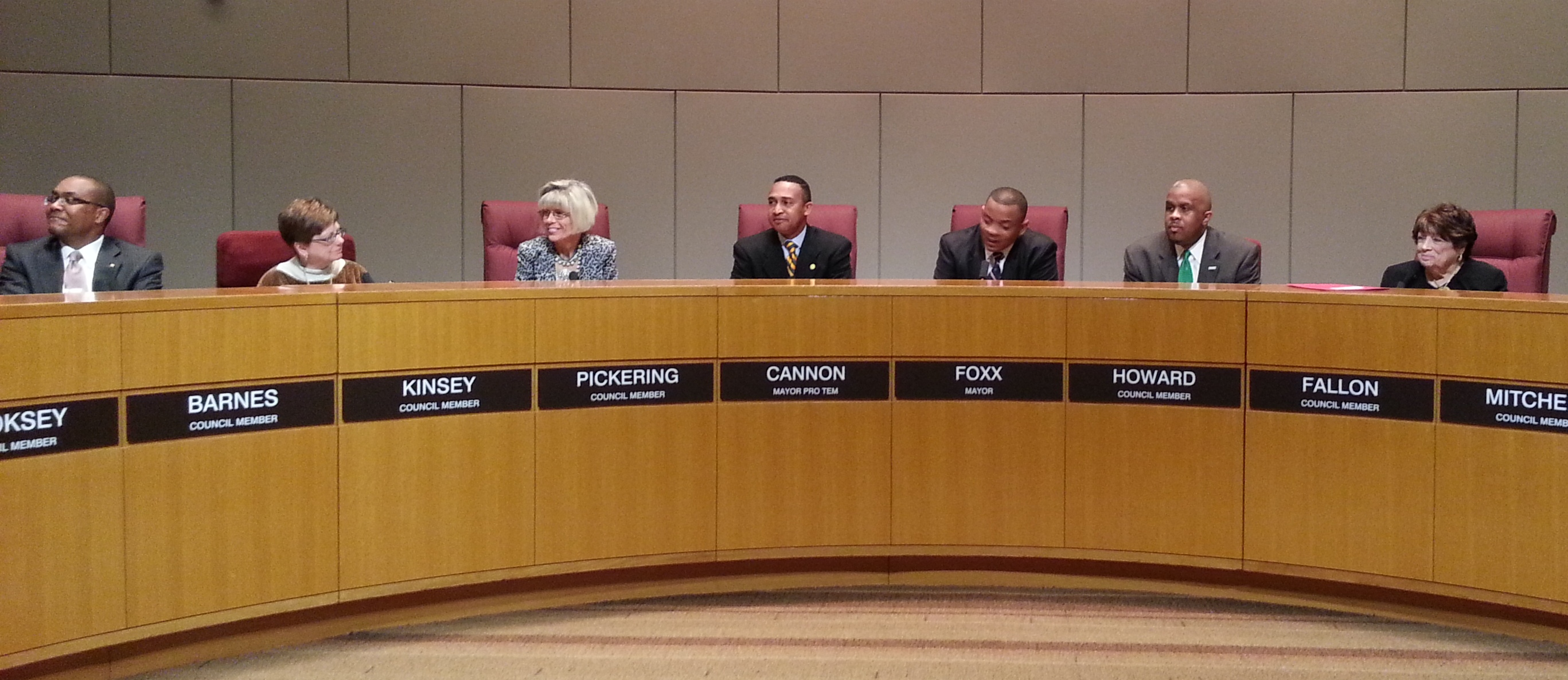 Charlotte City Council Meeting Streaming