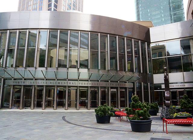 Blumenthal PAC - Belk Theater Tickets