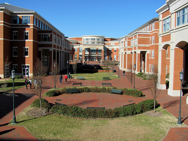 What Are The Engineering Buildings On Uncc Campus