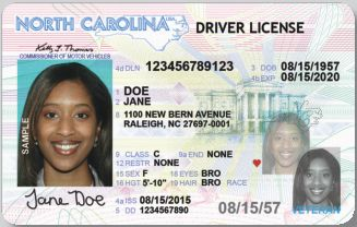 nc dmv rolls out new driver's license, online renewal