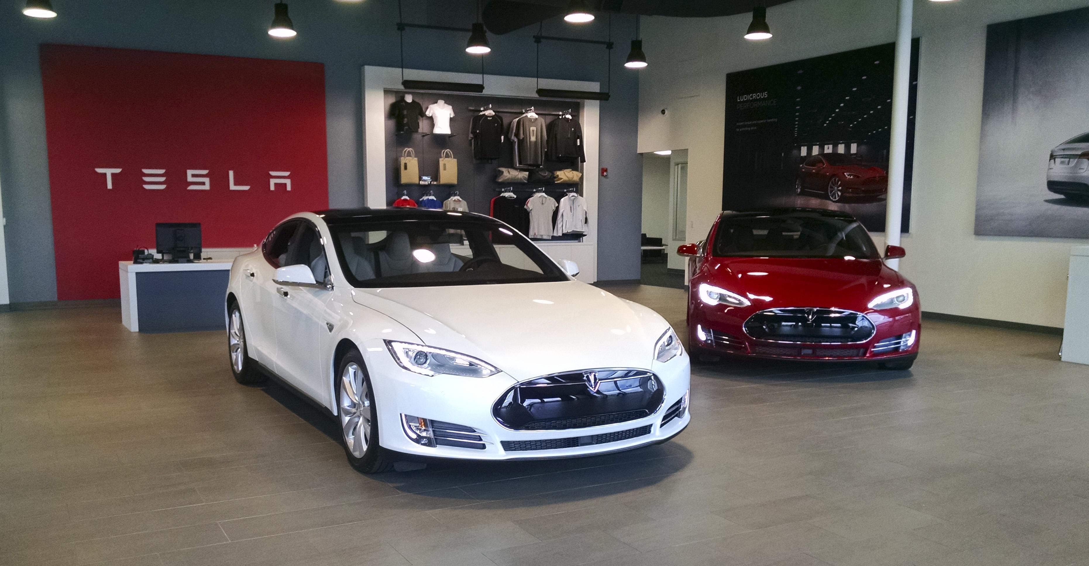 QA So Why Cant Tesla Sell Cars In Charlotte WFAE - Car show charlotte nc