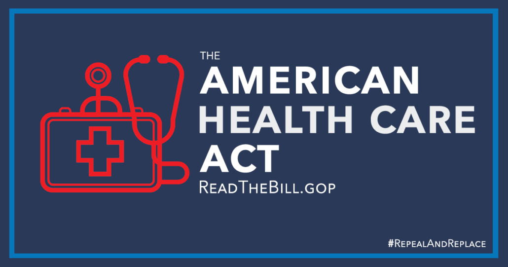 Image result for american healthcare act