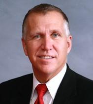 Republican Senate candidate Thom Tillis