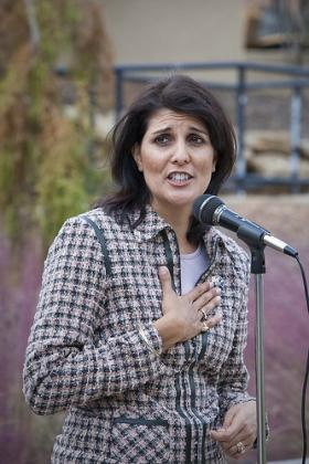 South Carolina governor Nikki Haley says last month hackers compromised tax records as far back as 1998.