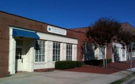 The current location of Kannapolis City Hall