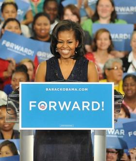 Michelle Obama will be visiting Charlotte on Monday, the day before polls open nationwide.