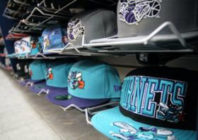 Lids, a store that sells sport, fashion and collegiate hats, started carrying merchandise with the Charlotte Hornets logo a year ago and according to store manager, Adrian Splawn,