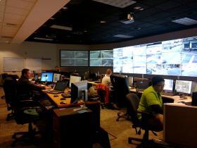 CMPD's Video Observation Room.