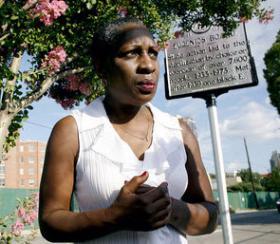 Elaine Riddick was a victim of North Carolina's forced sterilization program.
