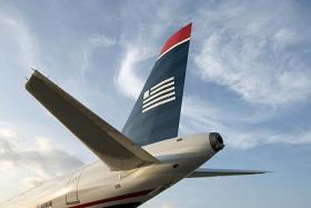 A US Airways jet