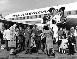 A Pedro Pan flight