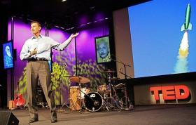 A TED talk.