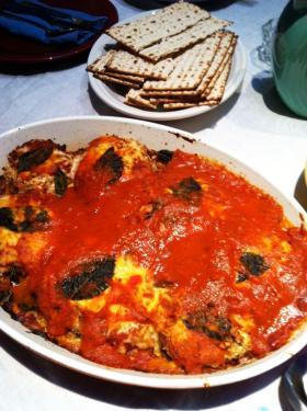 Passover Eggplant
