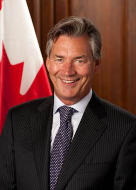 Gary Doer, Canada's Ambassador to the US