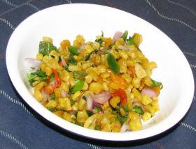 Roasted Corn Salsa
