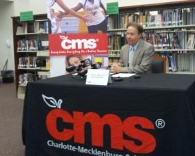 Superintendent Heath Morrison discusses how the new state budget will impact Charlotte-Mecklenburg Schools.
