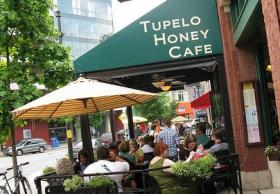 Popular Asheville eatery Tupelo Honey Cafe is opening a location at the old Pewter Rose spot in Charlotte's South End.