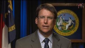Governor Pat McCrory released a video on Monday explaining his decision to sign the voter photo ID bill into law.