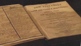 1810 Family Bible