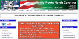 Grass Roots North Carolina website.