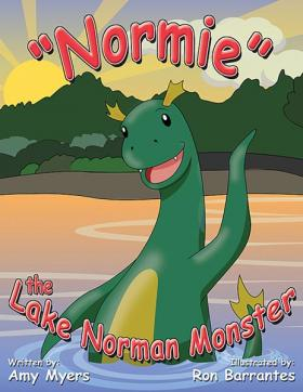 Normie has inspired T-shirts, boat tours, and his own children's book.