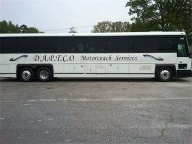 Federal transportation officials say DAPTCO Motor Coach Services in Greensboro, N.C. reopened after correcting multiple safety violations.