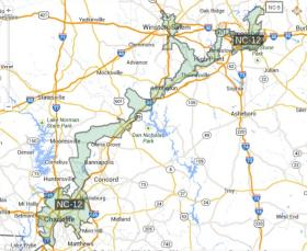 N.C.'s 12th Congressional district.