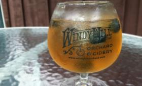 Windy Hill cider from Windy Hill Orchard