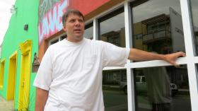 Robert Forquer took over the Free Store in May 2010 and moved it from its former location on Parkwood Ave. He later moved his law firm from Ballantyne to Area 15.