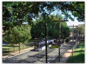 The second phase of the streetcar will extend it from Johnson C. Smith University to the Elizabeth area.