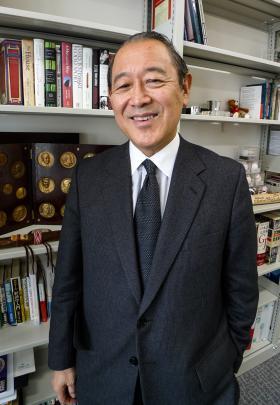 Former Japanese Ambassador Ichiro Fujisaki