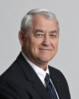Wingate University President Jerry McGee
