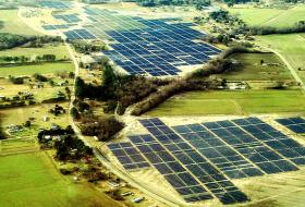 Duke Energy Renewables, a commercial subsidiary of the company (and not included in the rankings) owns a 20-megawatt solar farm in Dogwood, N.C.