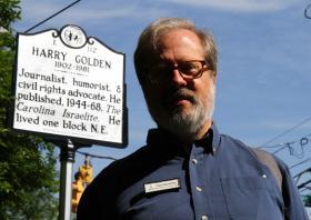 Historian Tom Hanchett.