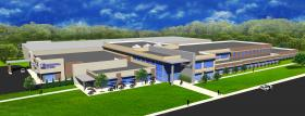 Rendering of the finished Goodwill Opportunity Campus.