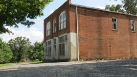 "Henry River Mill's company store is one of the last of it's kind. In ""The Hunger Games,"" it was used as the set of the bakery."