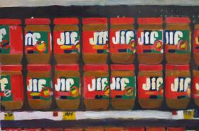"""big Jif"", by Brendan O'Connell"