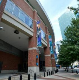 Relocating the ticket office is one of the changes proposed for the Time Warner Cable Arena in order to comply with the Hornet's bid to host a future NBA All-Star game.