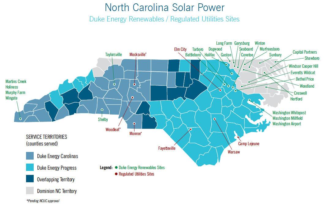 North Carolina Solar Energy In Depth
