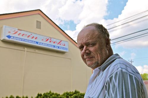 Slim Baucom owns seven clubs in the Charlotte area. He's been in the strip club business for almost 30 years.