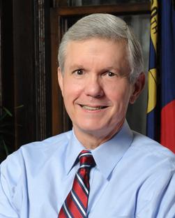 Democratic Gubernatorial Candidate Walter Dalton