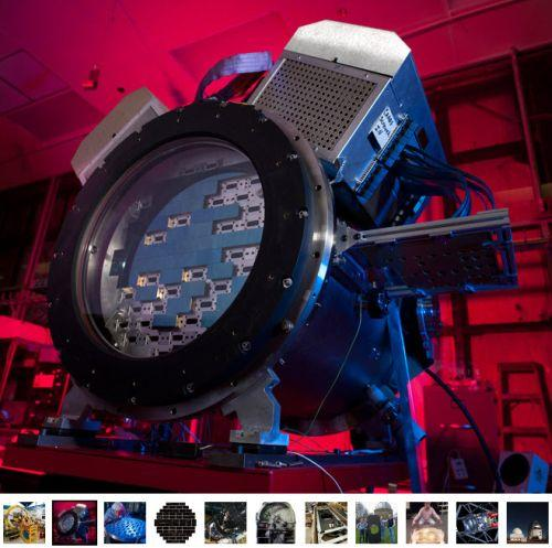 From Wired: 570-Megapixel Camera Prepares to Hunt for Dark Energy (photos)