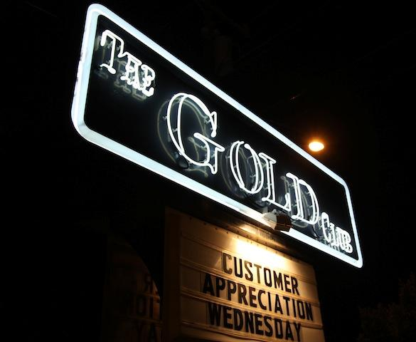 The Gold Clup.