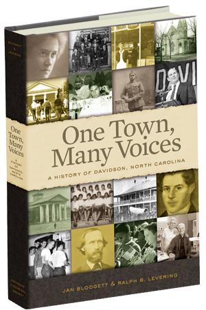 'One Town, Many Voices - Davidson, North Carolina' by Ralph Levering and Jan Blodgett