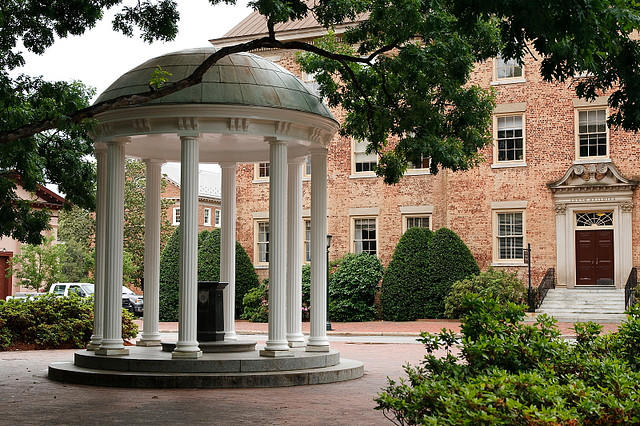 unc chapel hill fined for exceeding out of state student cap wfae