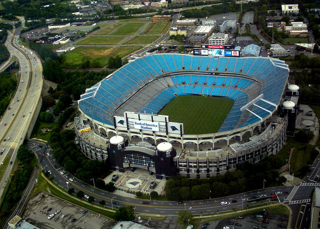 Carolina Panthers / Bank of America stadium