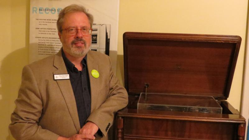Levine Museum Of The New South Historian, Tom Hanchett