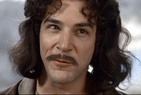 Mandy Patinkin as Inigo Montoya in The Princess Bride.