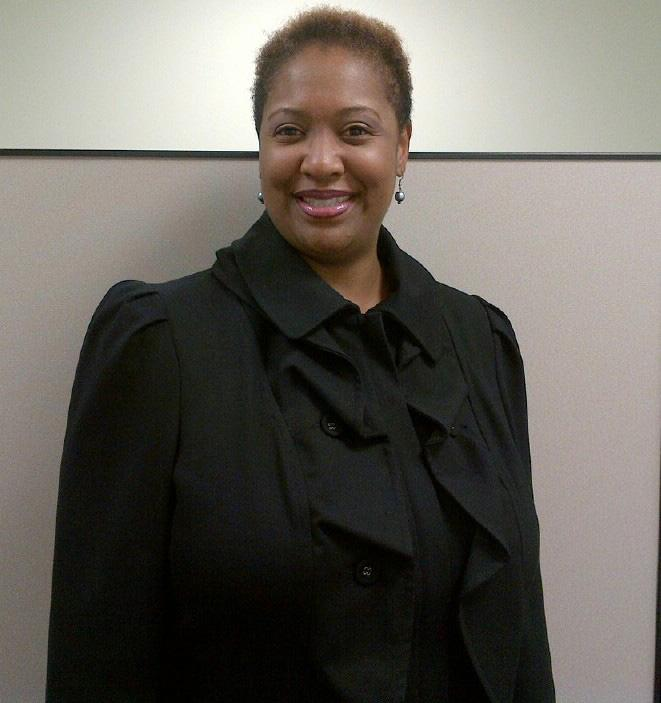 LaTarzja Henry is the new CMS assistant superintendent for community partnerships and family engagement. She was the director of communications